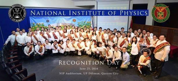 NIP holds Recognition Day 2016