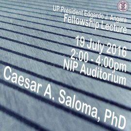 Invitation: Public Lecture at NIP