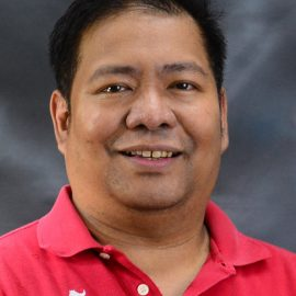 Dr. Perry Esguerra receives 2016 NRCP Achievement Award